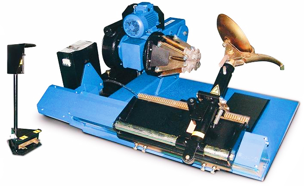 Изображение (фотография) станка Ш515ЕУ с комплектом удлинителей до 52