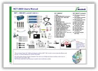 Инструкция по эксплуатации (руководство пользователя) Nextech CIT-3000 на английском