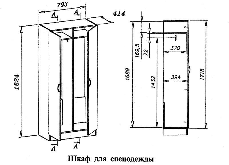 Как сделать металлический шкаф своими руками 36