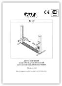 Инструкция по эксплуатации OMA 511C (Werther 225I/32)